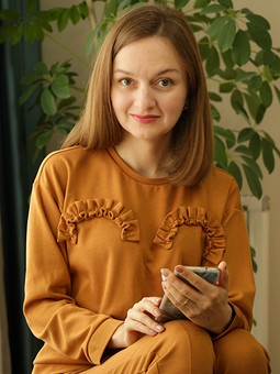 Работа с названием Свитшот и брюки в стиле Ulyana Sergeenko