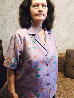 Работа с названием Блуза для мамы
