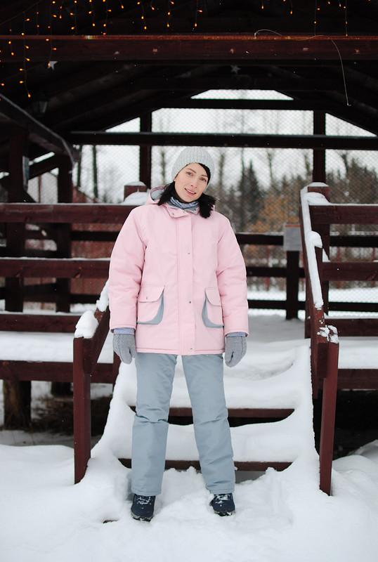 Зимний костюм: куртка ибрюки