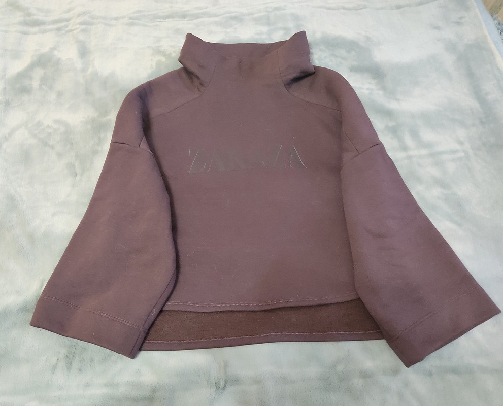Пуловер «Горький шоколад»