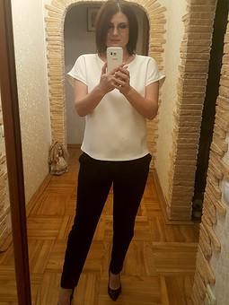 Работа с названием Блузка - футболка