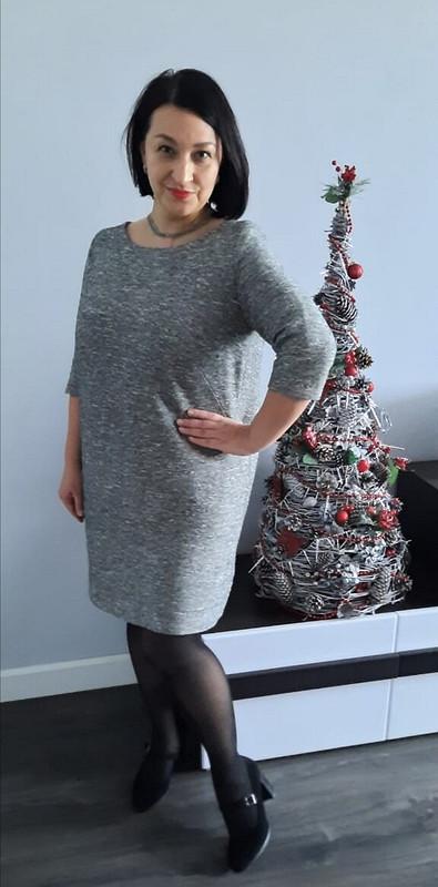 Платье новогоднее неэтого года