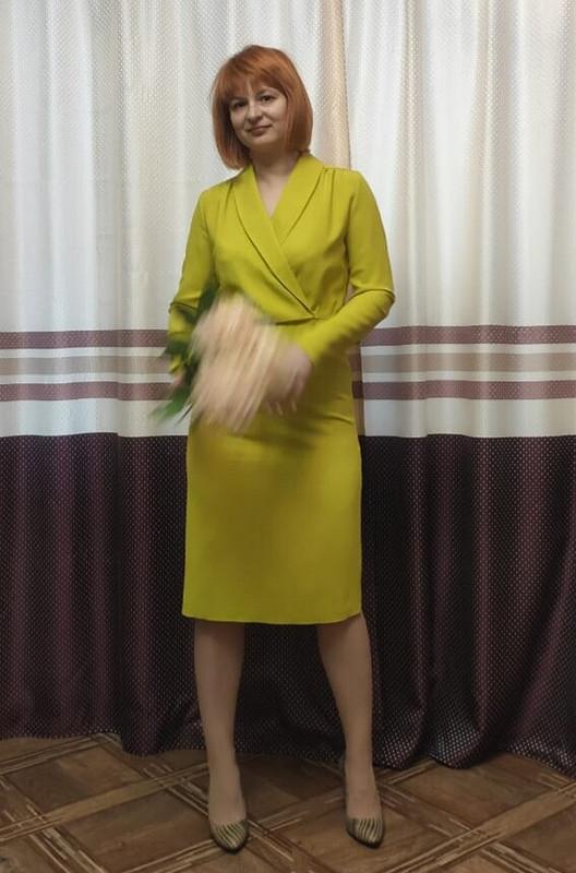 Ретро-платье