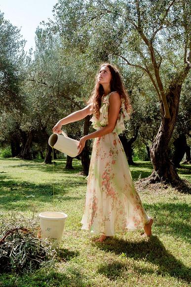 Долго исчастливо: коллекция весна-лето 2021 отLuisa Beccaria
