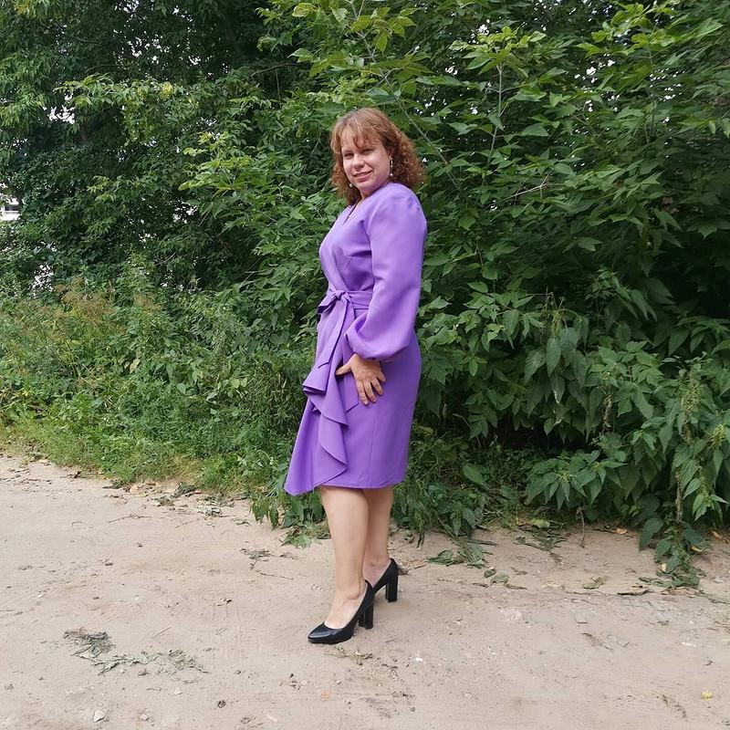 Любимое платье от Nikaangel
