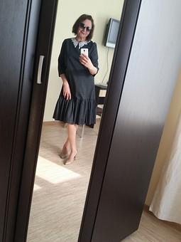 Работа с названием Платье Mary Poppins