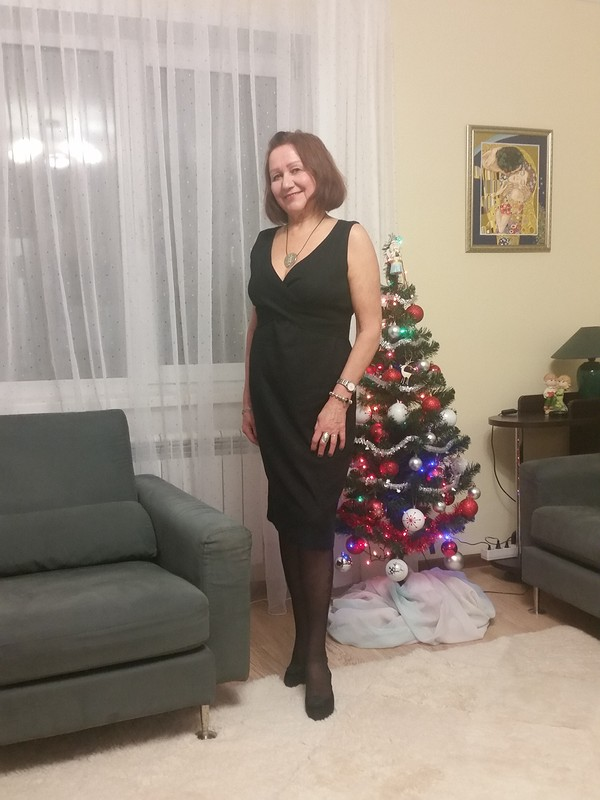 Голливудское платье от Helen0808