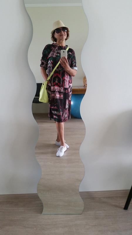 Комфортное платье-баллон от Helen0808