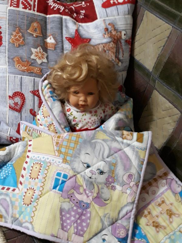 Детское одеяло длямалыша от Мамаёнок
