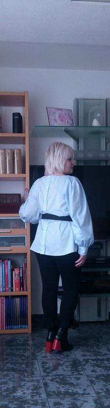 Блуза от Анжелика   Ильина