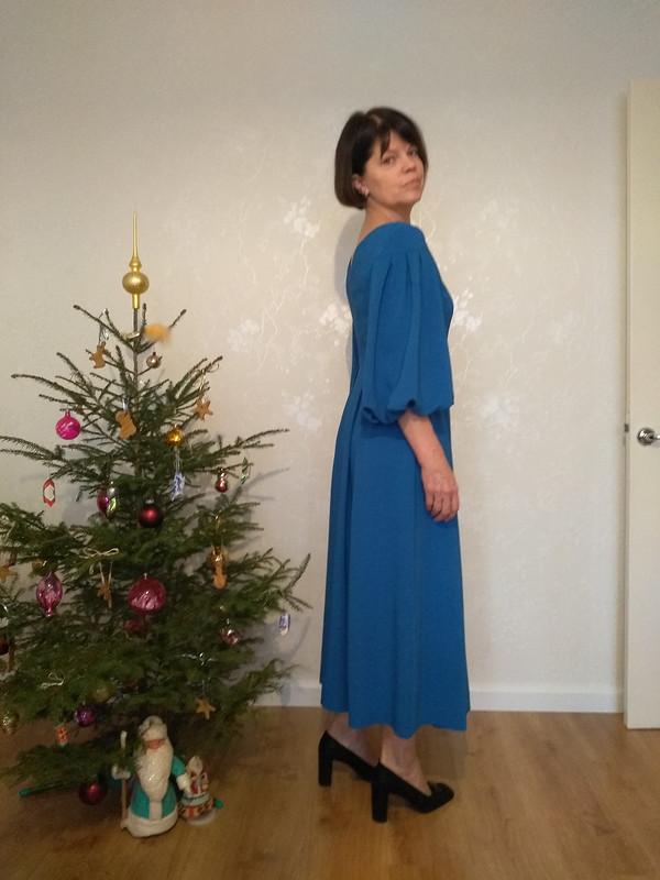 Моё новогоднее платье от Tatjana1963