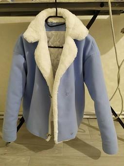 Работа с названием Укороченное пальто