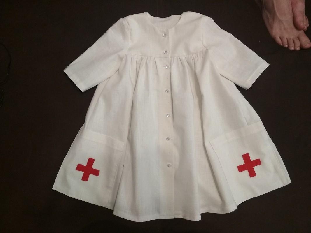 Платье «Скорая детская помощь» от hungarian_squirrel
