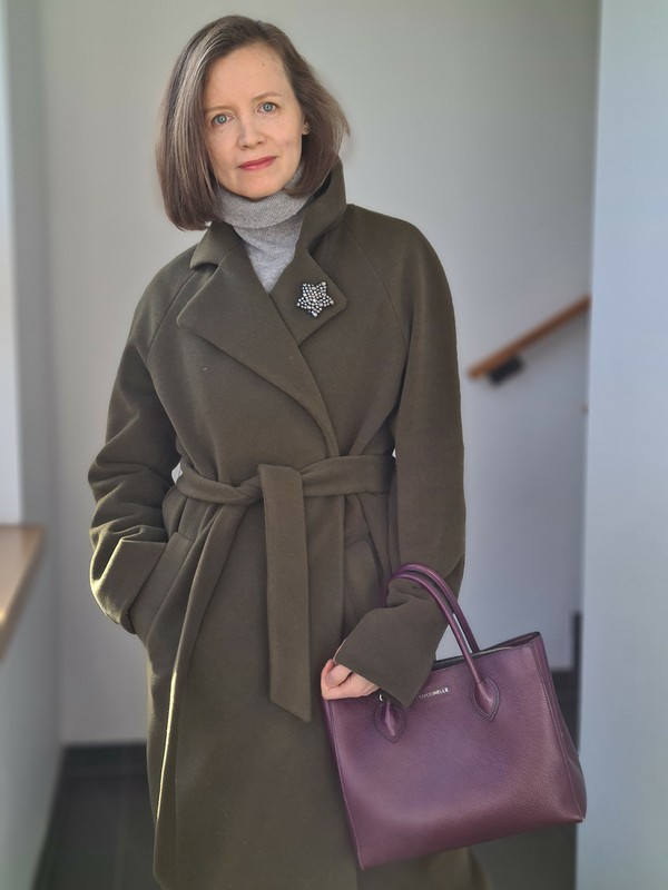Длинное пальто - карантин 2 от olgamo