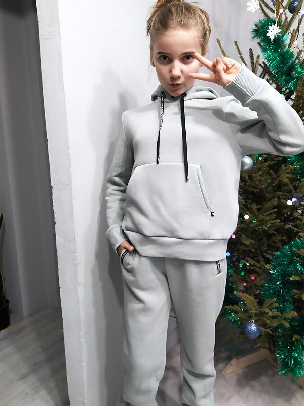 Тёплый костюм: анорак ибрюки от lisonka