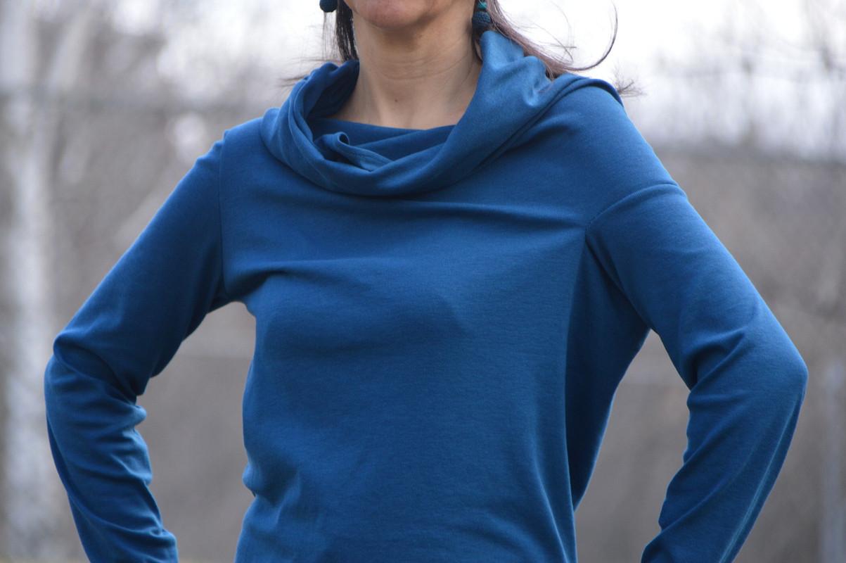 Блузка отПикассо от CarmelaBiscuit