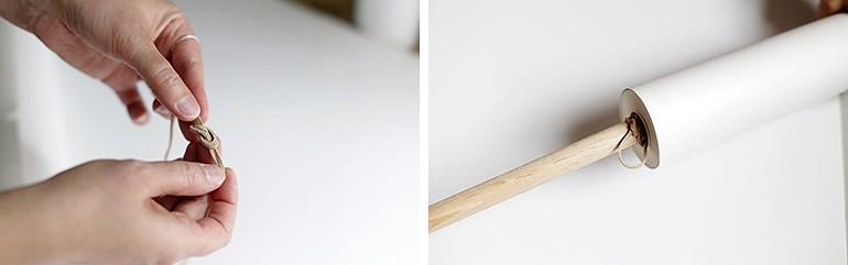 Идея: рулон бумаги длязаписей изаметок
