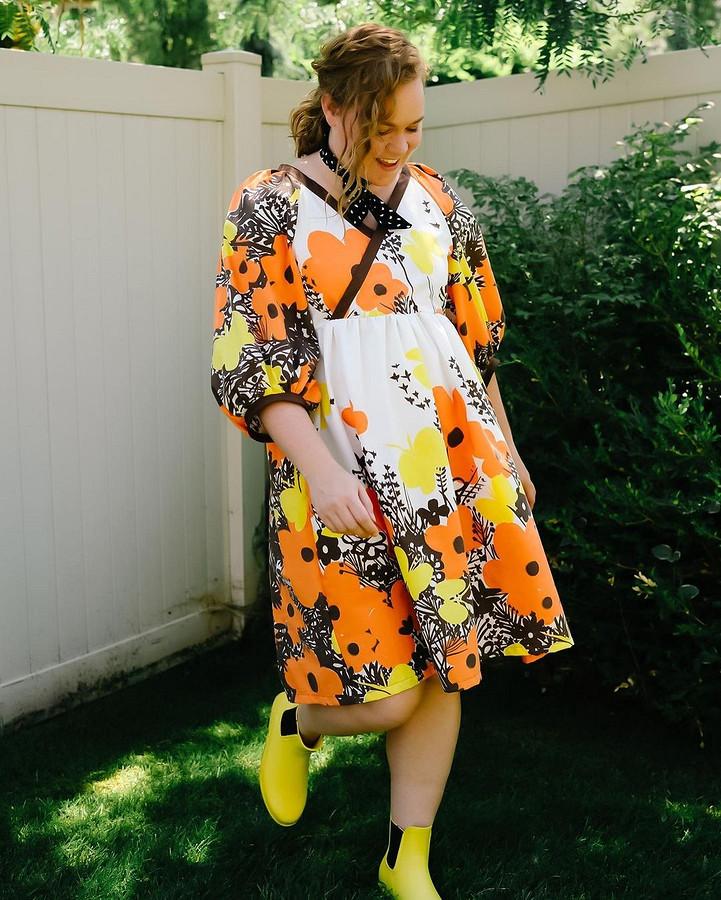 Создать гардероб своей мечты: швейный instagram недели
