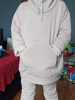 Работа с названием Домашний уютный костюмчик