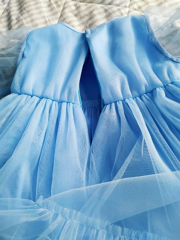 Фатиновое платье от lisonka