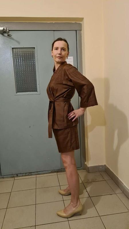 Жакет-кимоно от tgovorukhina