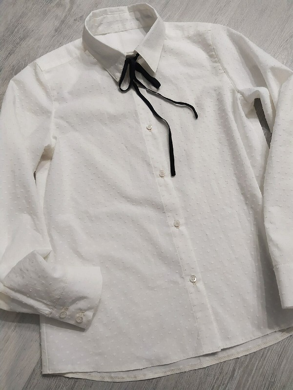 Рубашка дляшколы от lisonka