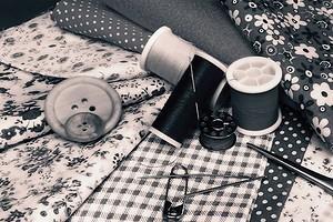 Азы шитья: как кроить ткани с узорами