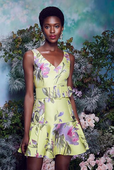Самое сердце весны: коллекция spring 2021 отMarchesa Notte