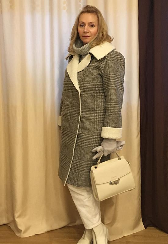 Пальто изискусственной овчины от SvetlanaNaumova