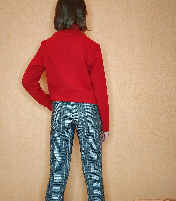 Идеальная выкройка детских брюк от KLEANI