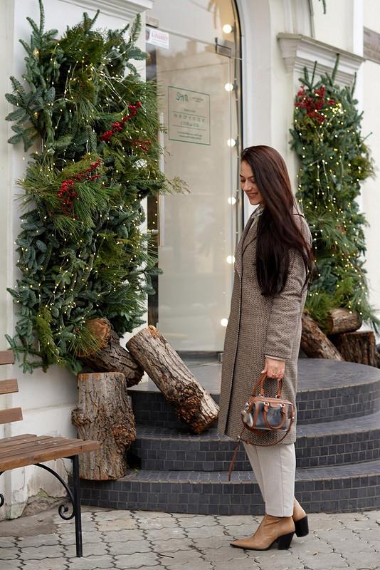♡ Пальто повыкройке дубленки ♡ от Fibber