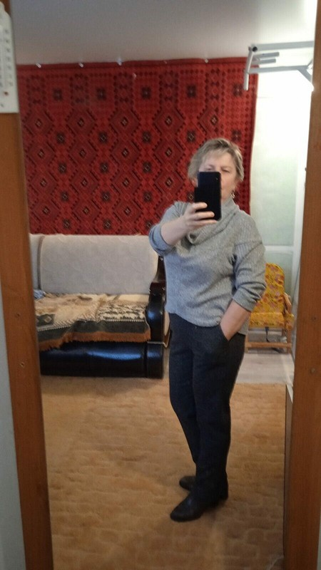 Жакет-рубашка «Чего то нехватает?» от 8alentina