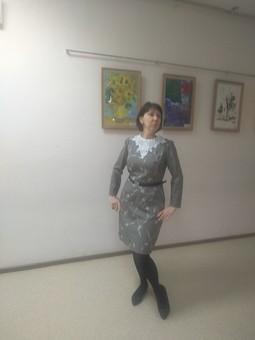 Работа с названием Платье для работы