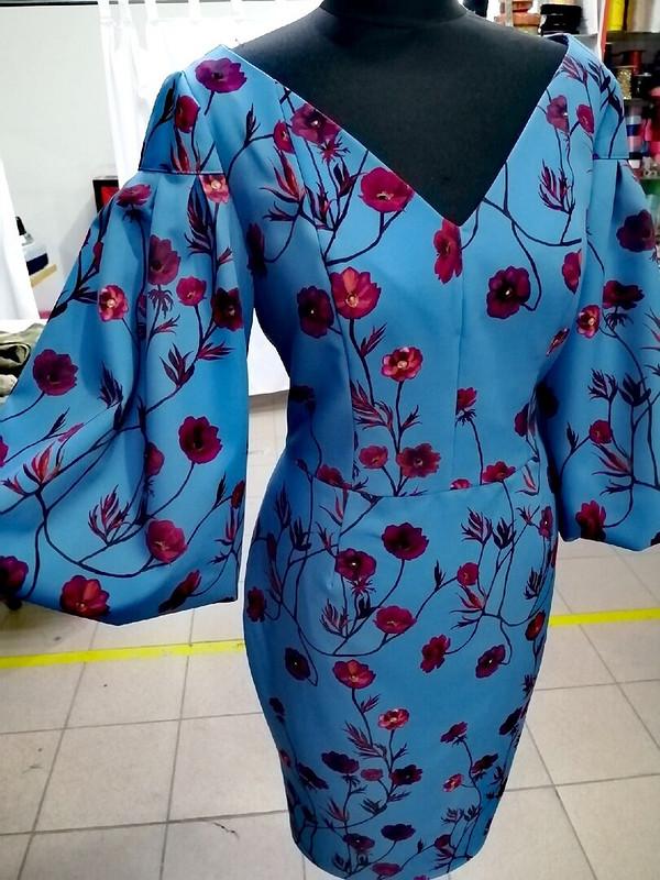 Платье из12/2020 от valerka33