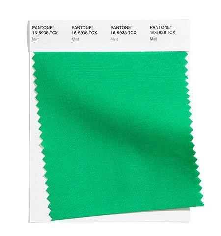 Самые модные цвета весны-лета 2021: нью-йоркская палитра отPantone
