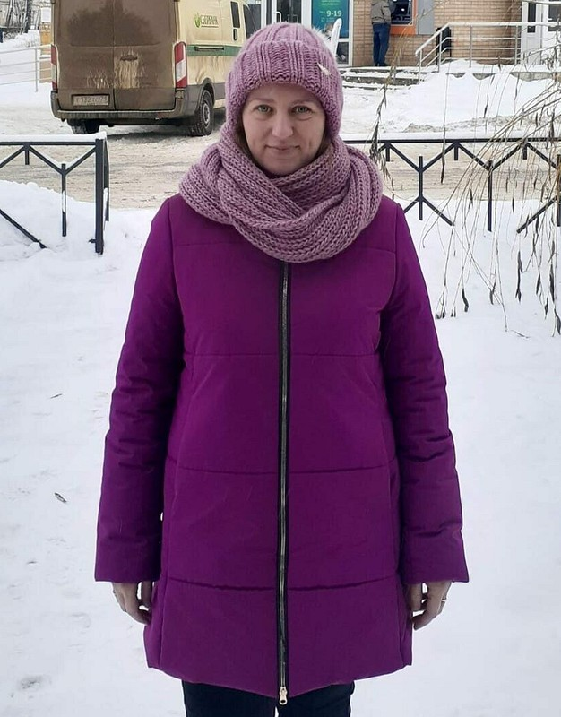 Моя первая курточка! от Галина Рыбина