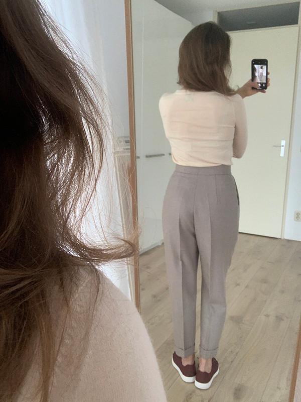 Очень комфортные брюки от @dresscodeless