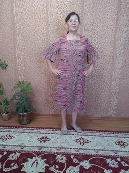Работа с названием Платье из 5/2008