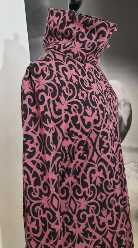Платье со съёмным воротником от Maria