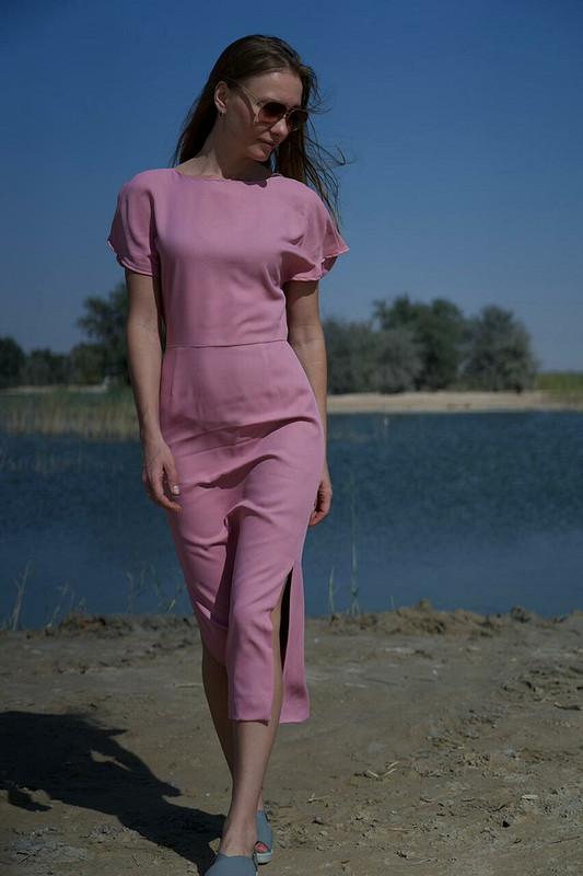 Летнее платье от Виталинка