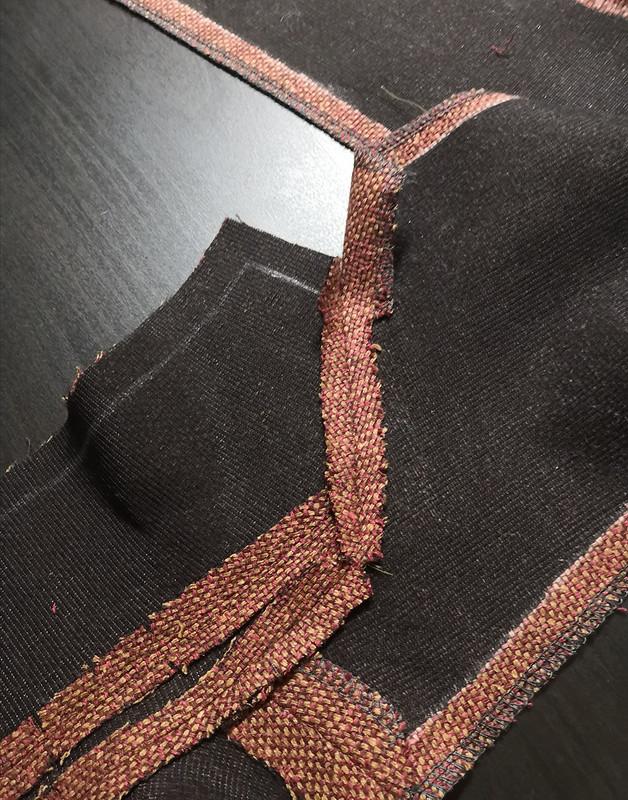 Брючный костюм тройка от maksim19712