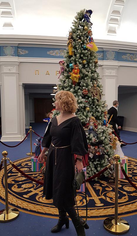 Платье длятеатра