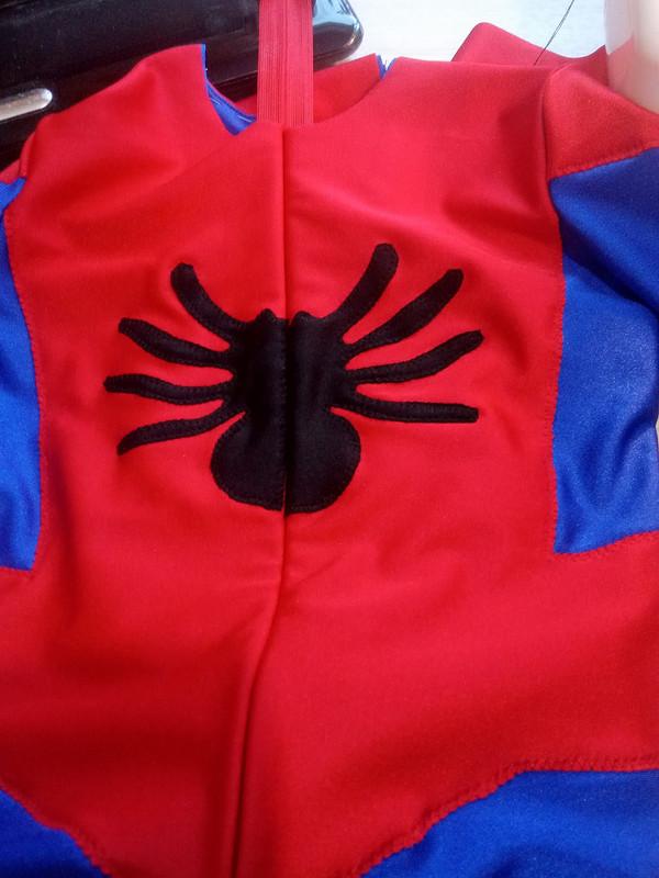 Человек-паук длямальчика 5 лет
