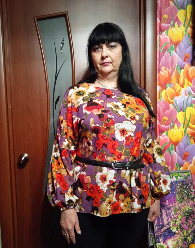 Популярная блузка