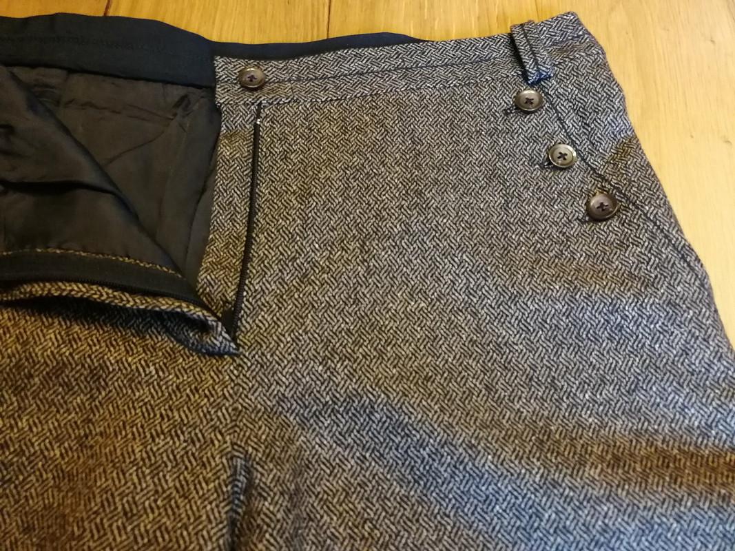Твидовые шорты длякапсулы