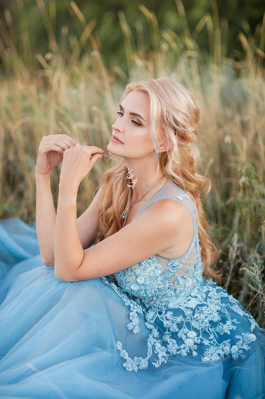 Платье «Недетская сказка»