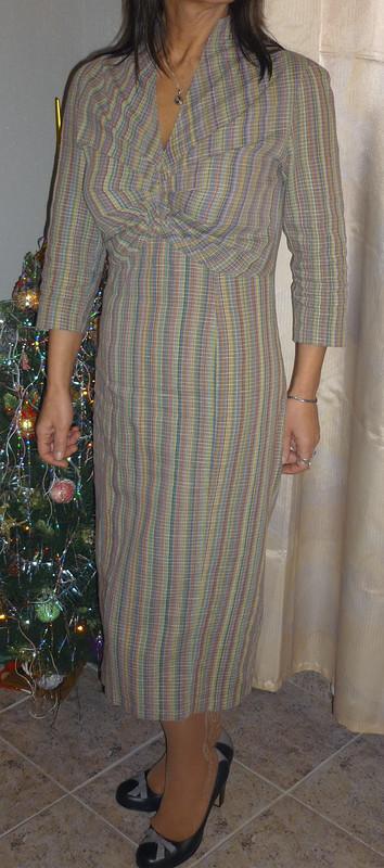 Платье - модель, которую я боялась