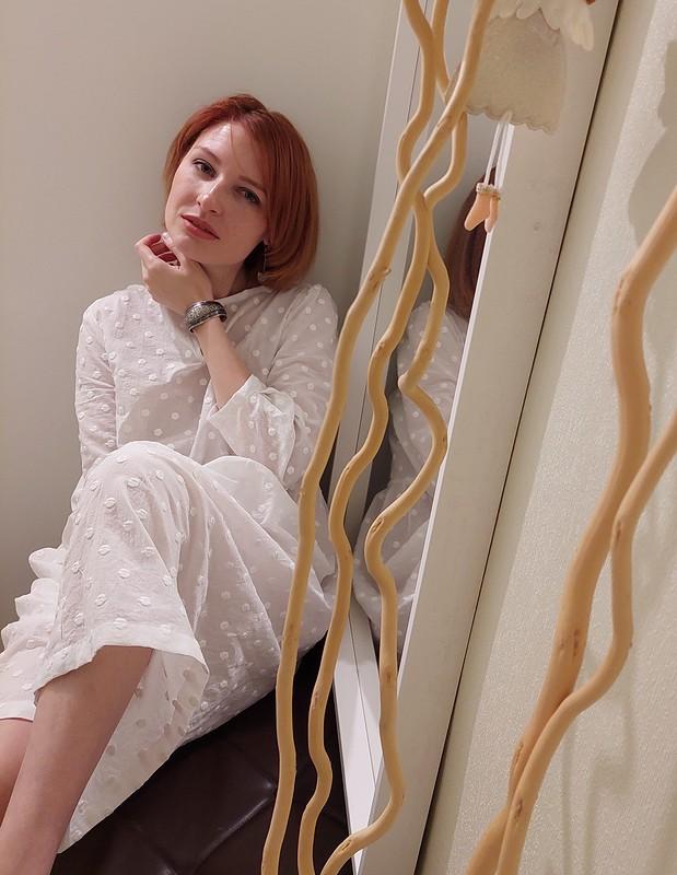 Платье от Вера Волхонская