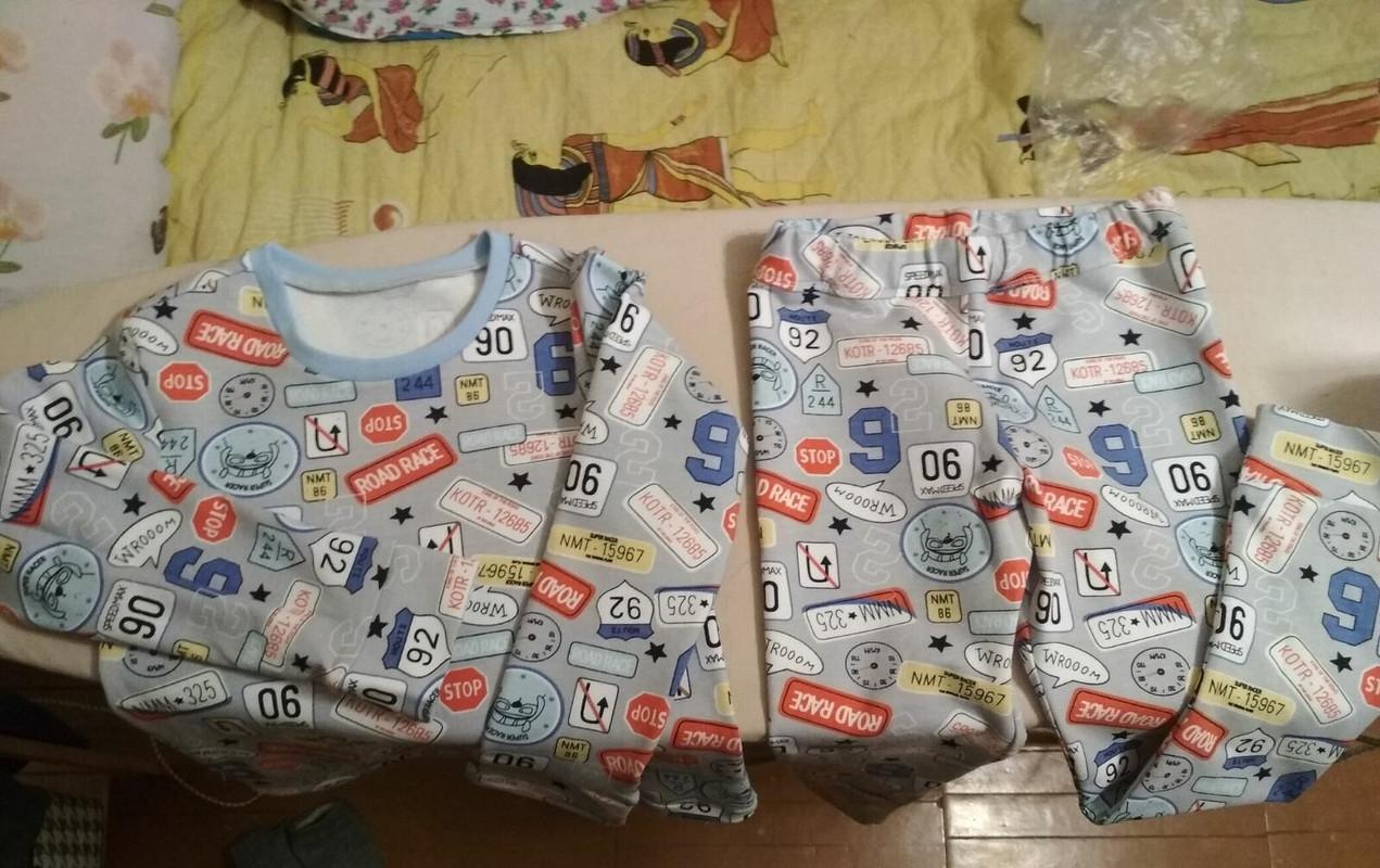 Пижама детская от hungarian_squirrel