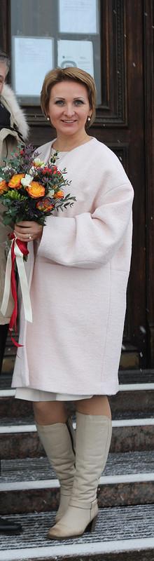Свадебное пальтишко от Alyon4ik